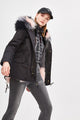 Mix & Match Parka Mix & Match Short Waterproof Parka-Mix & Match Short Parka- onlyours.de
