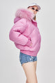 Mix & Match Parka Oversized Down Bomberjacket-Bomberjacket- onlyours.de