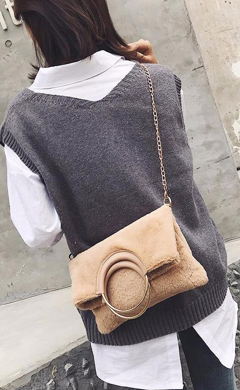 2in1 Large Soft Crossbody Bag-Accessoires- onlyours.de