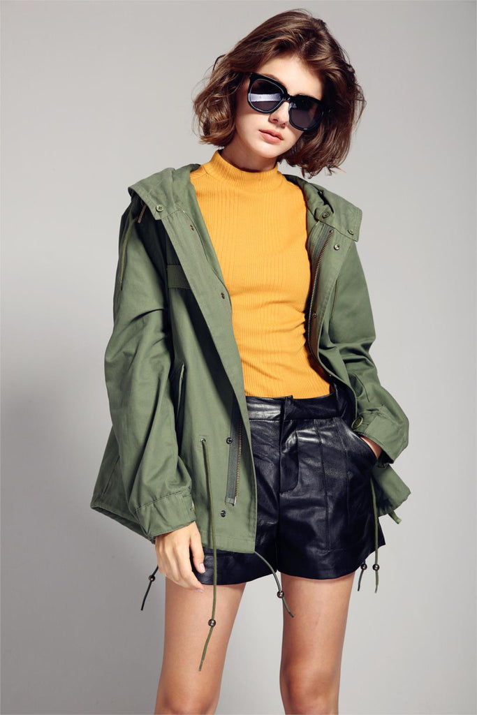 Trench Coat - Short