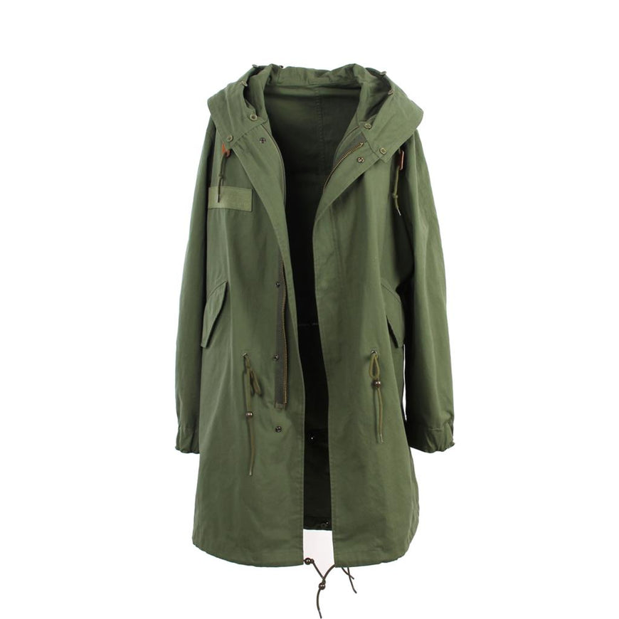 Mix & Match Parka Trench Coat - Long-Mix & Match Long Parka- onlyours.de (11)