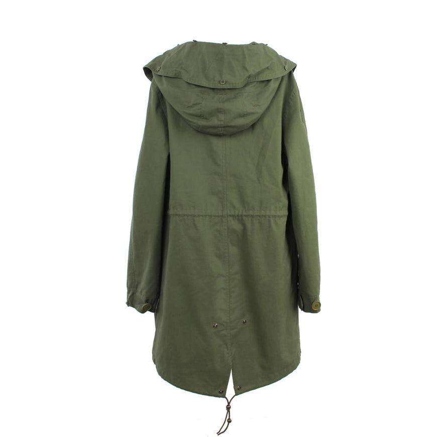 Mix & Match Parka Trench Coat - Long-Mix & Match Long Parka- onlyours.de (12)