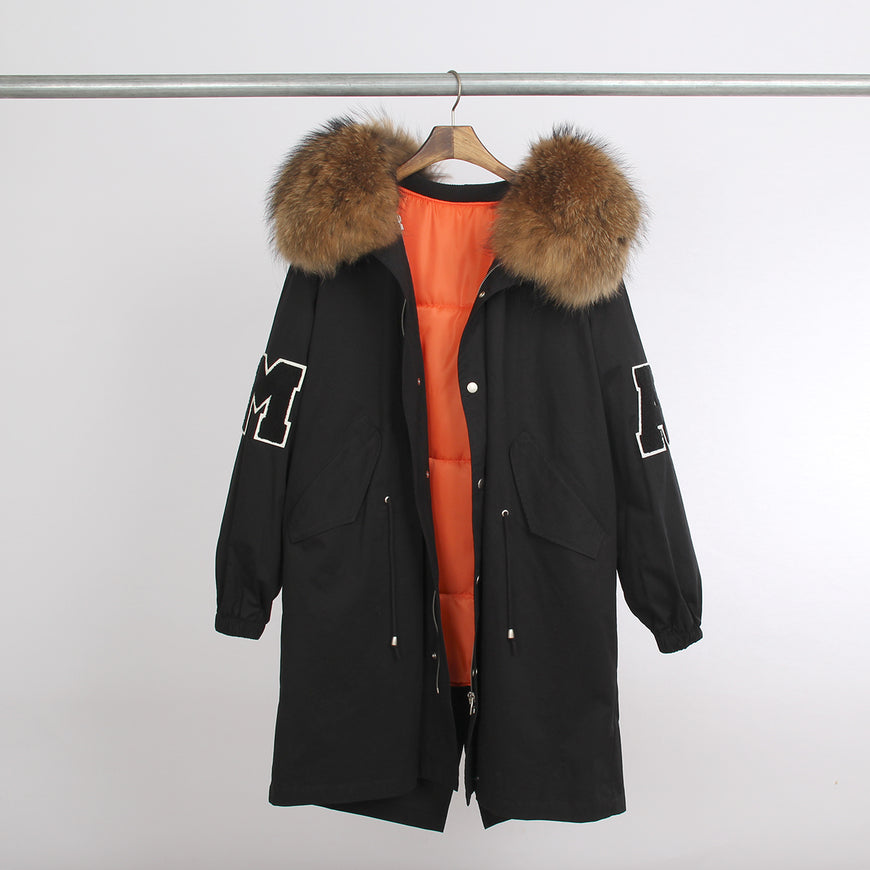 College Parka with XXL Collar (9)