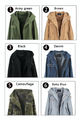 Mix & Match Parka Mix & Match Long Parka - Premium-Mix & Match Long Parka- onlyours.de
