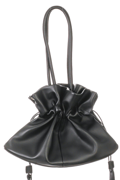 Pull on me Drawstring Bag