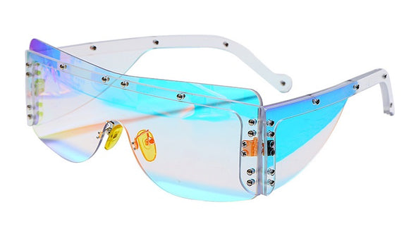 Rainbow Acrylic Sunglasses