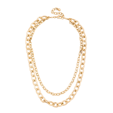 Textered Layered Chain