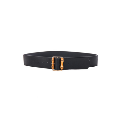 Bamboo Buckle Belt