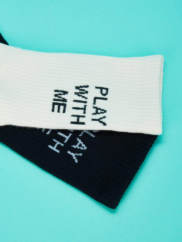 """Play with me"" Sock 2 pairs"
