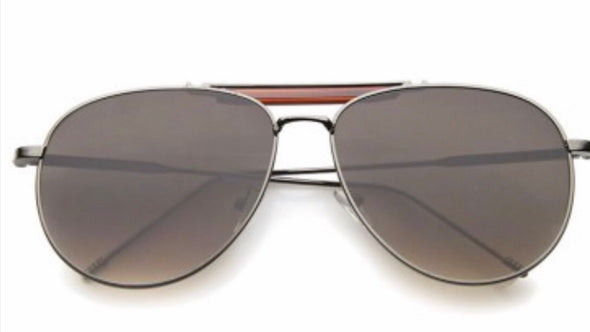 Classics Crossbar Aviator Sunglasses