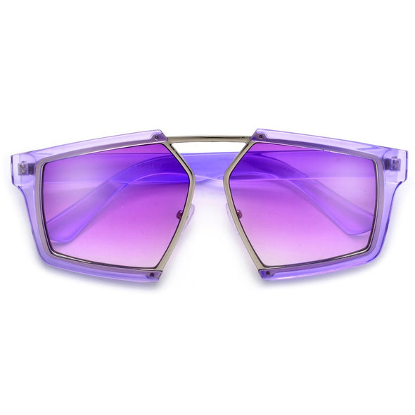 Luxury Geometric Sunglasses