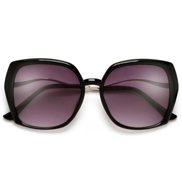 Sleek Over Sized Sunglasses