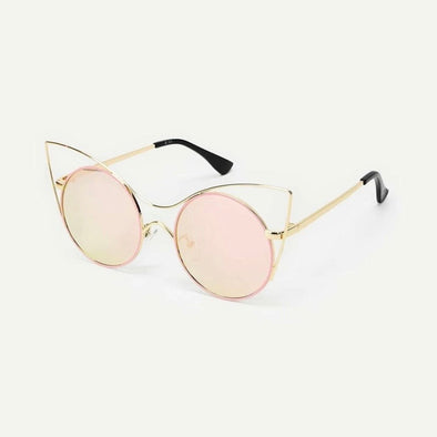 Kids Round Lens Sunglasses
