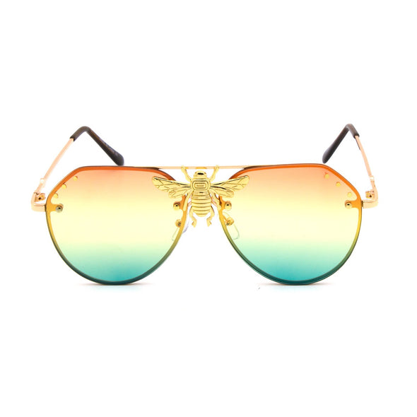 Busy Bee Gradient Sunglasses