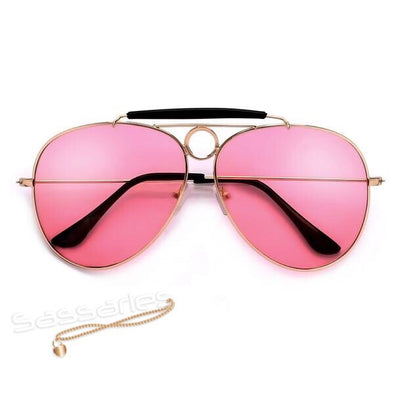 Pink Outdoors Aviators