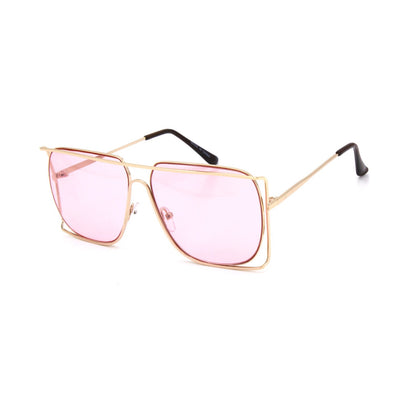 Sweet Belle Rimless Sunglasses
