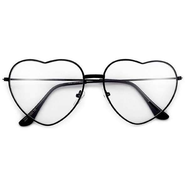 Clear Heart Frames