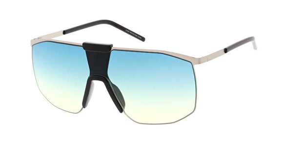 Large Shield Aviators