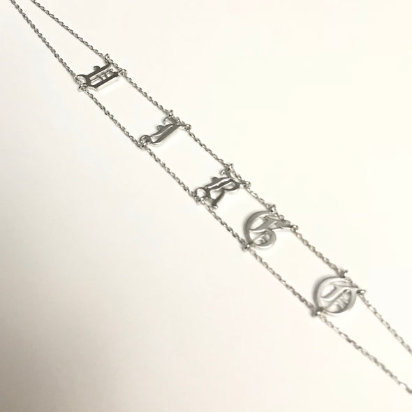 Tattoo Zodiac Signs Choker