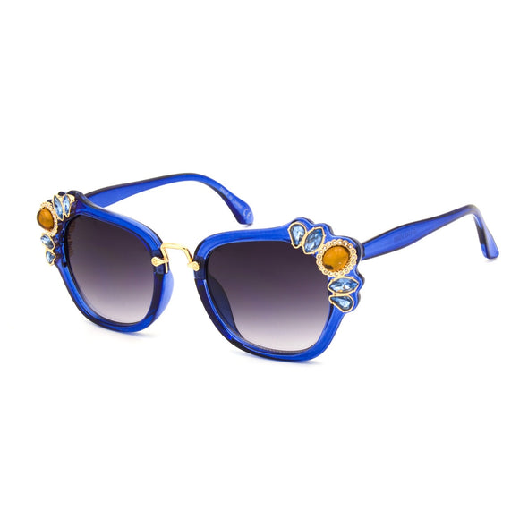 Bejeweled Sunglasses