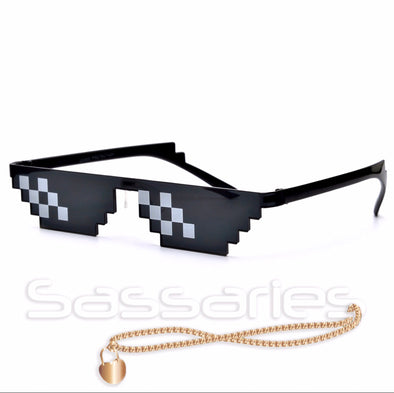 Pixels Sunglasses