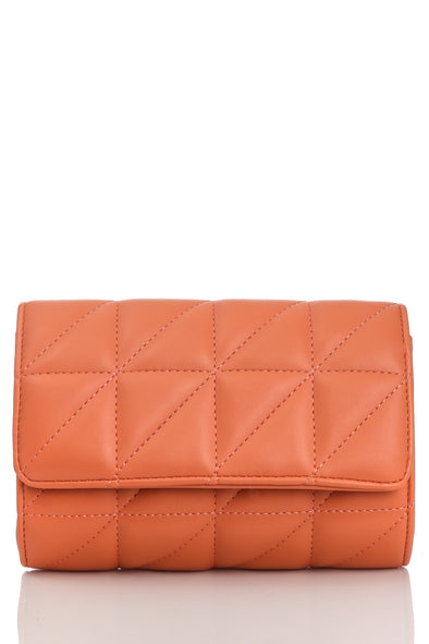 Taffy Folded Wallet Clutch