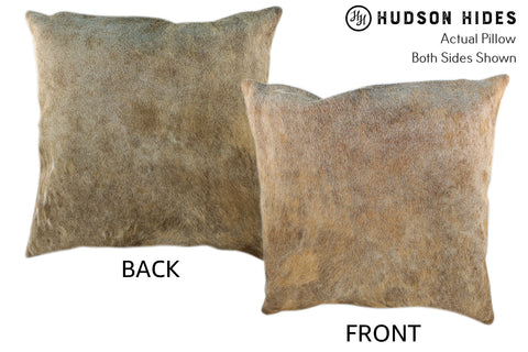 Alpen Cowhide Pillow #10055