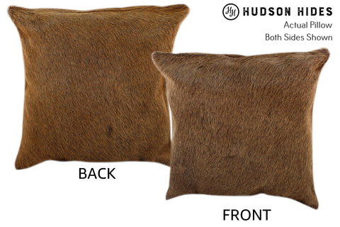 Alpen Cowhide Pillow #10896