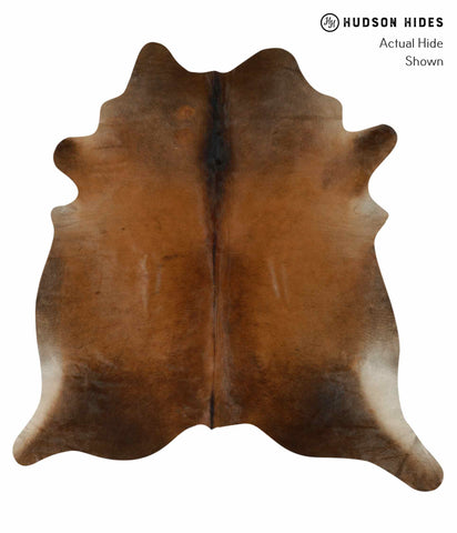 Chocolate Cowhide Rug #12524