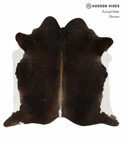Chocolate Cowhide Rug #12534