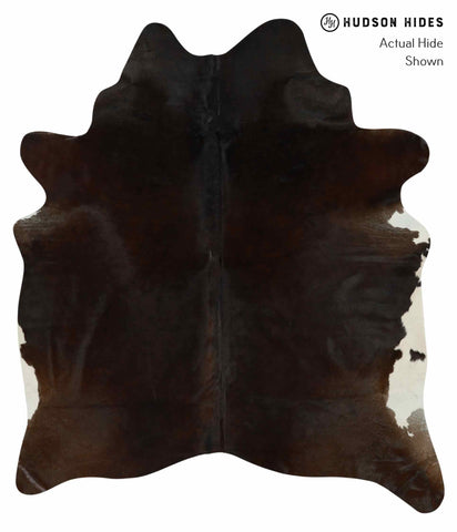Chocolate Cowhide Rug #12618