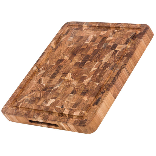 Butcher Block with Juice Canal Medium Thick 311