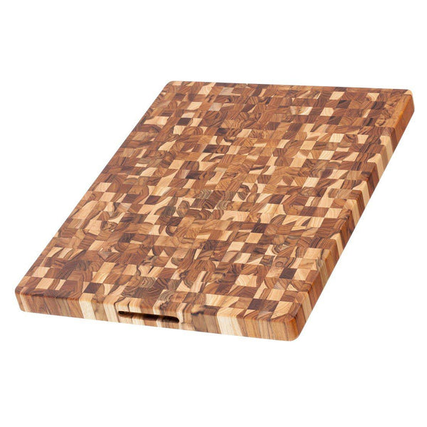 Butcher Block Rectangle Cutting Board (L) 332