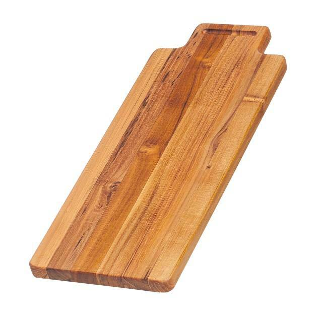 Gourmet Long Slicing Board Lip Handle 535