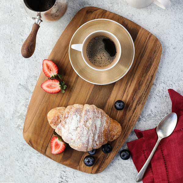 Rounded Edges Serving Board (S) 202