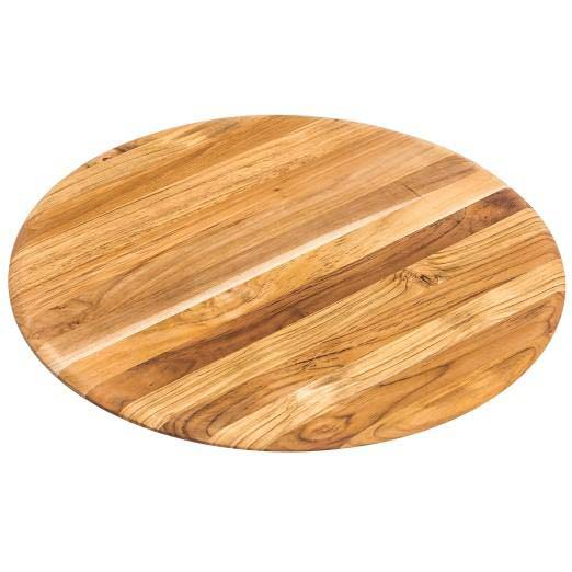 Rounded Edges Round Cutting Board 208