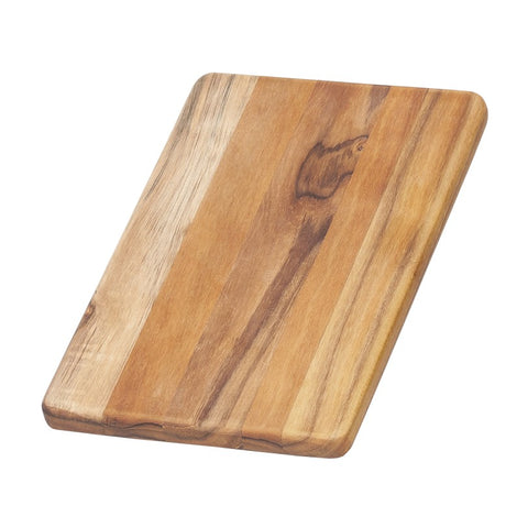 Teak Board - Essential Collection Rectangle Edge Grain Cutting/Serving Board 402