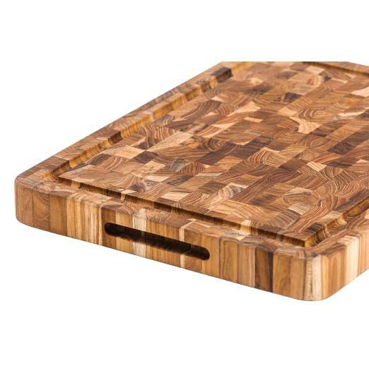 Butcher Block with Juice Canal Small 311