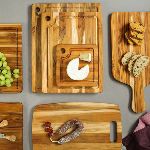 Cook's Cutting Board with Corner Hole (L) 517