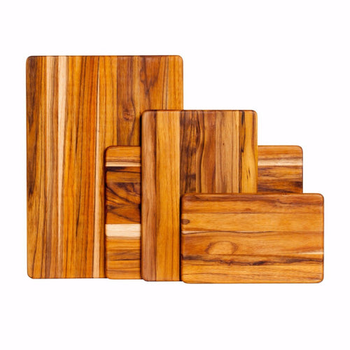Teak Board - Edge Grain Cutting/Serving Board 401