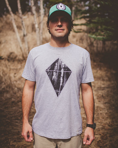 Alex M. T-shirt - Grey