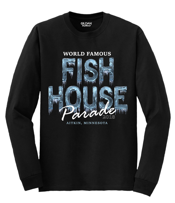 Fish House Parade Long Sleeve T-shirt