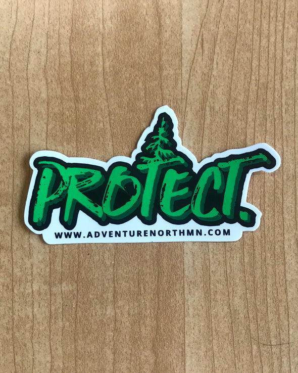 PROTECT Tree Sticker