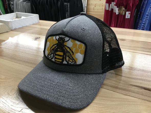 Heather Bee Hat