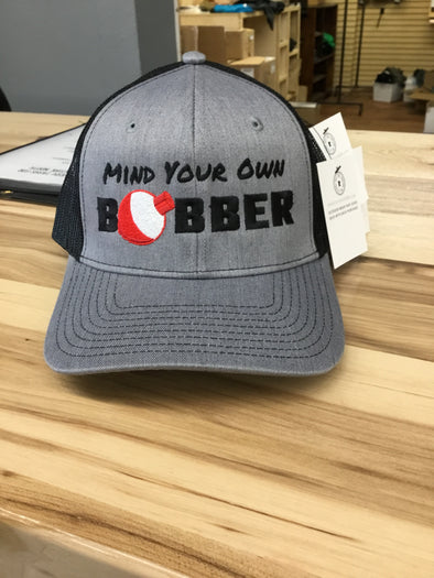 Mind Your Own Bobber Hat