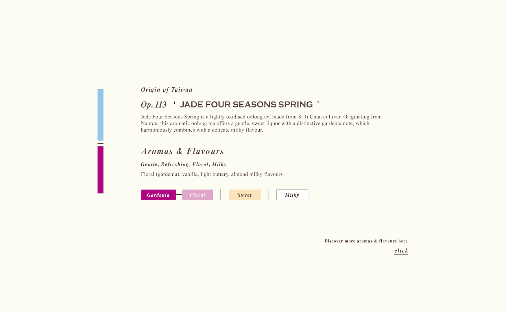 Jade Four Seasons Spring Loose Oolong Tea