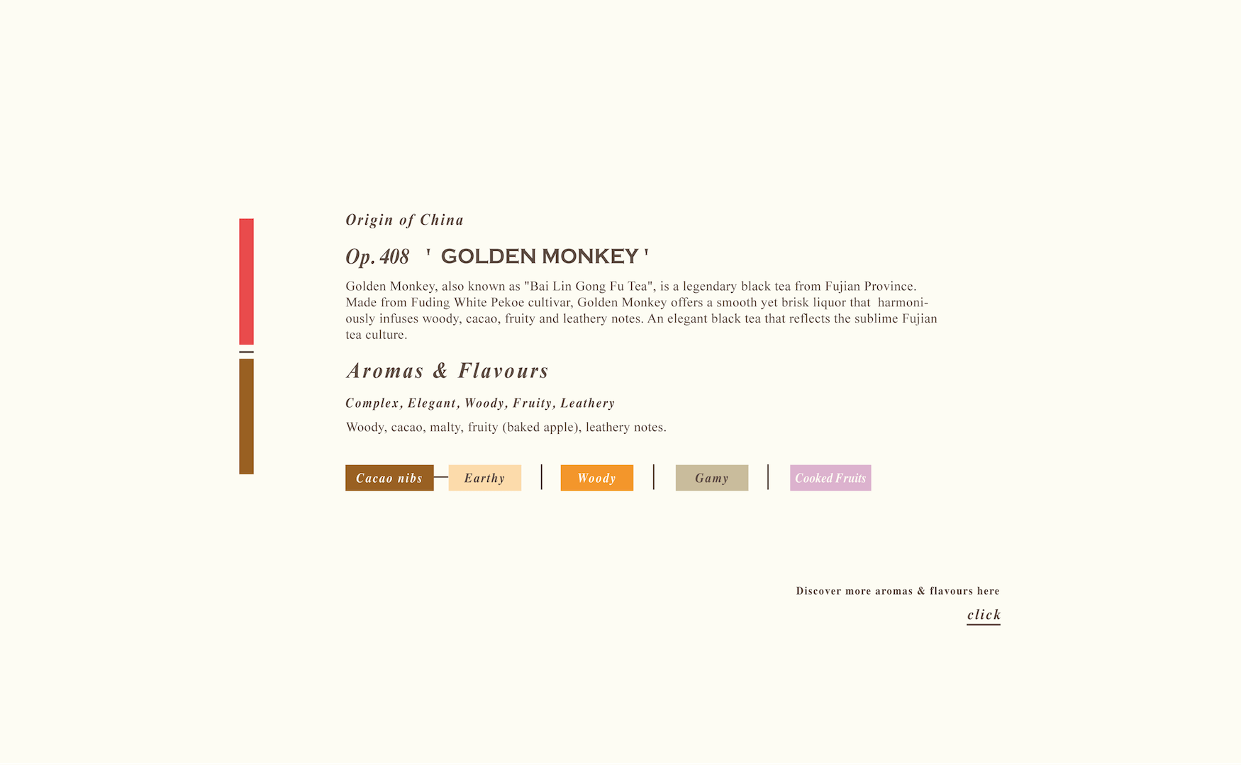 Golden Monkey Loose Black Tea