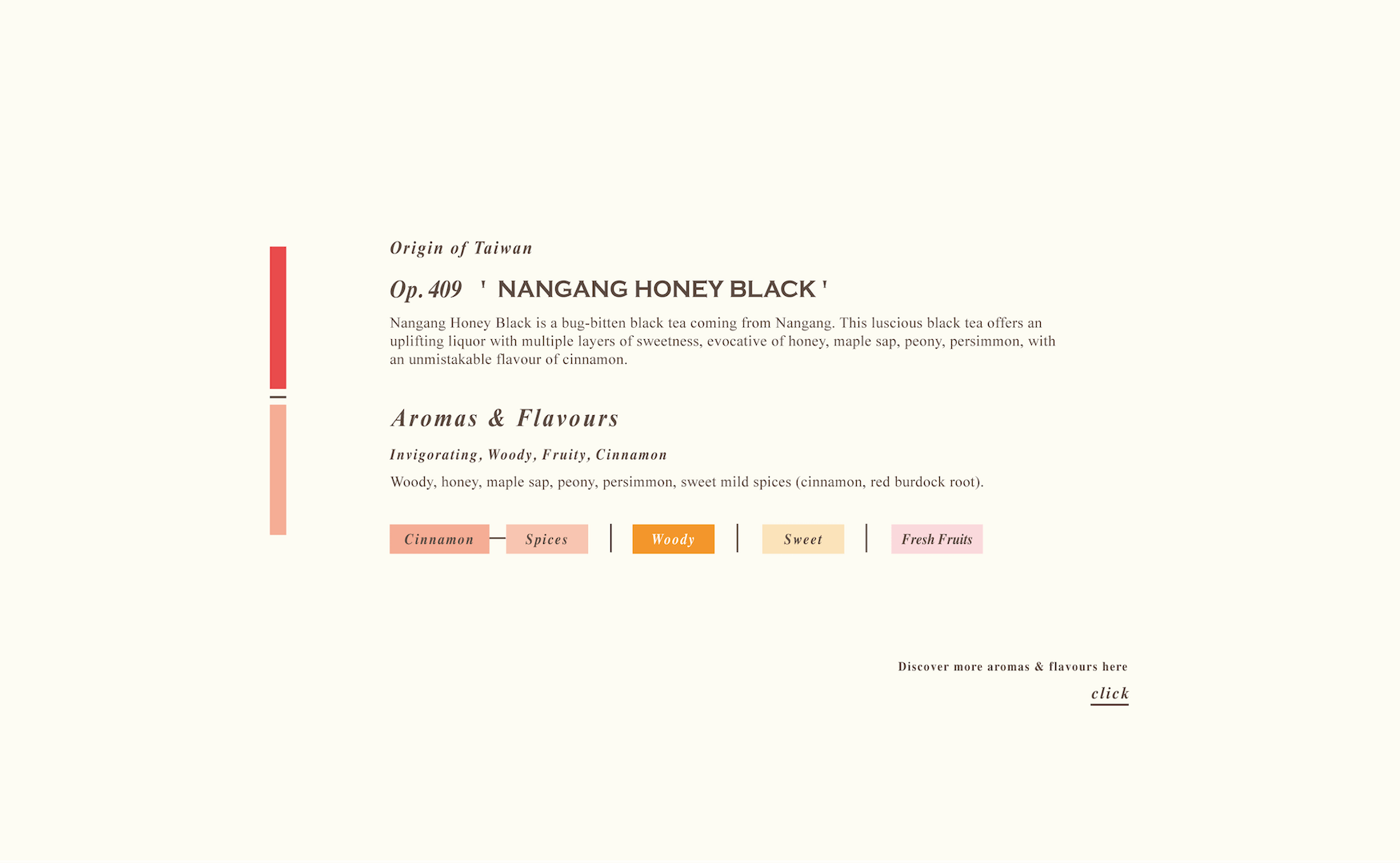 Nangang Honey Black Loose Black Tea