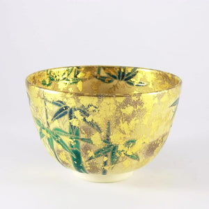 Bamboo Motif Matcha Bowl (Chawan) from Tea Repertoire