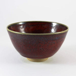 Chawan RED GLAZE MATCHA BOWL FROM TEA REPERTOIRE